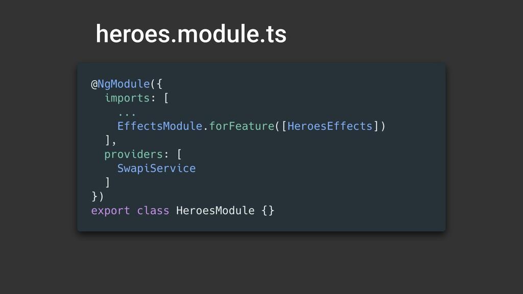 heroes.module.ts