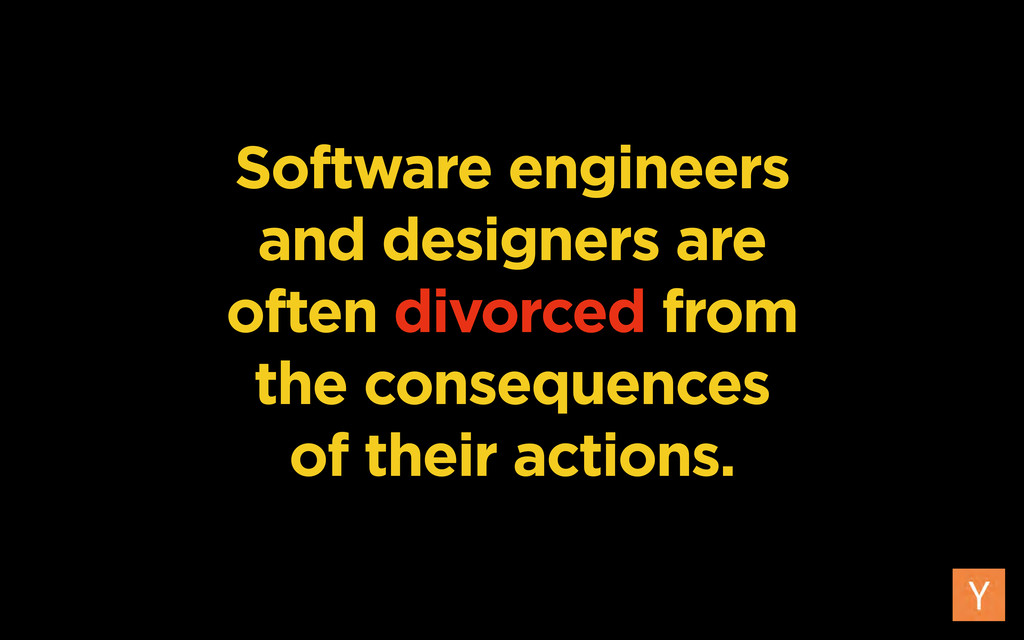 Software engineers and designers are often divo...