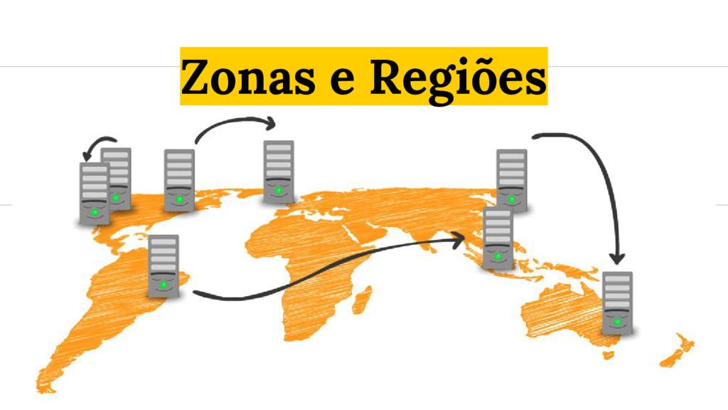 Zonas e Regiões