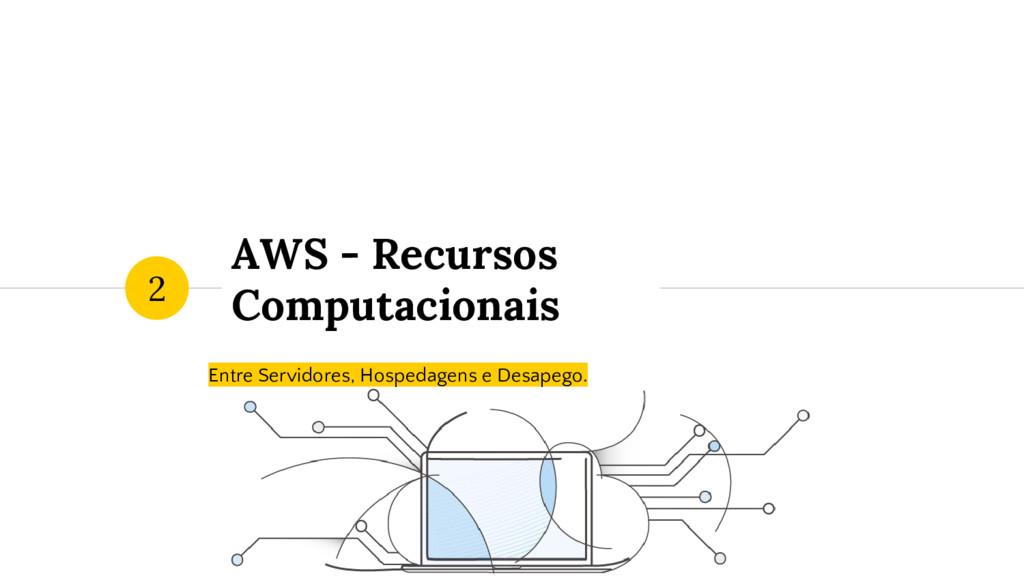 AWS - Recursos Computacionais Entre Servidores,...