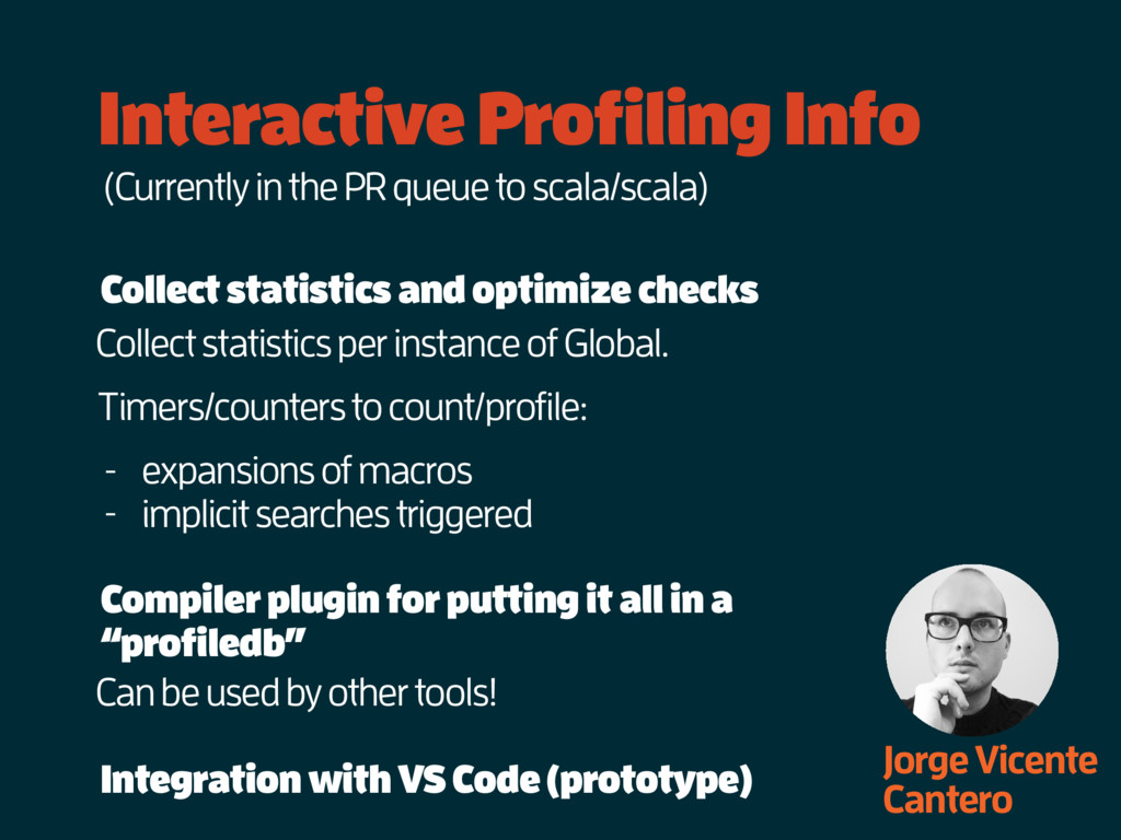 Interactive Profiling Info Jorge Vicente Canter...