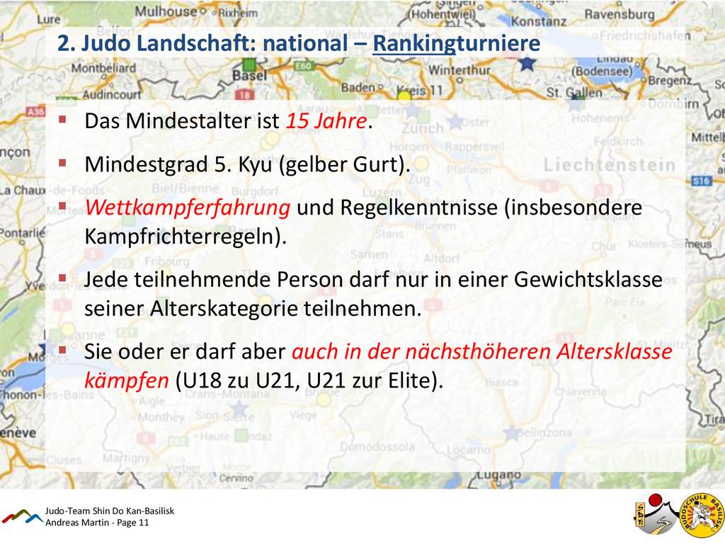 Andreas Martin - Page 11 2. Judo Landschaft: na...