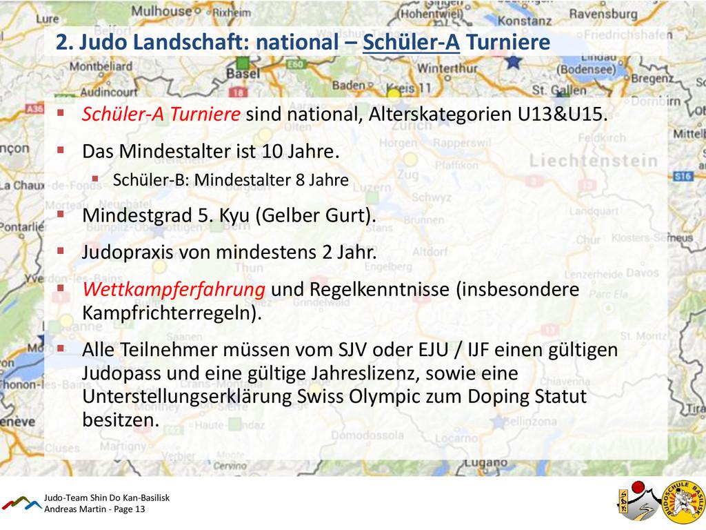 Andreas Martin - Page 13 2. Judo Landschaft: na...