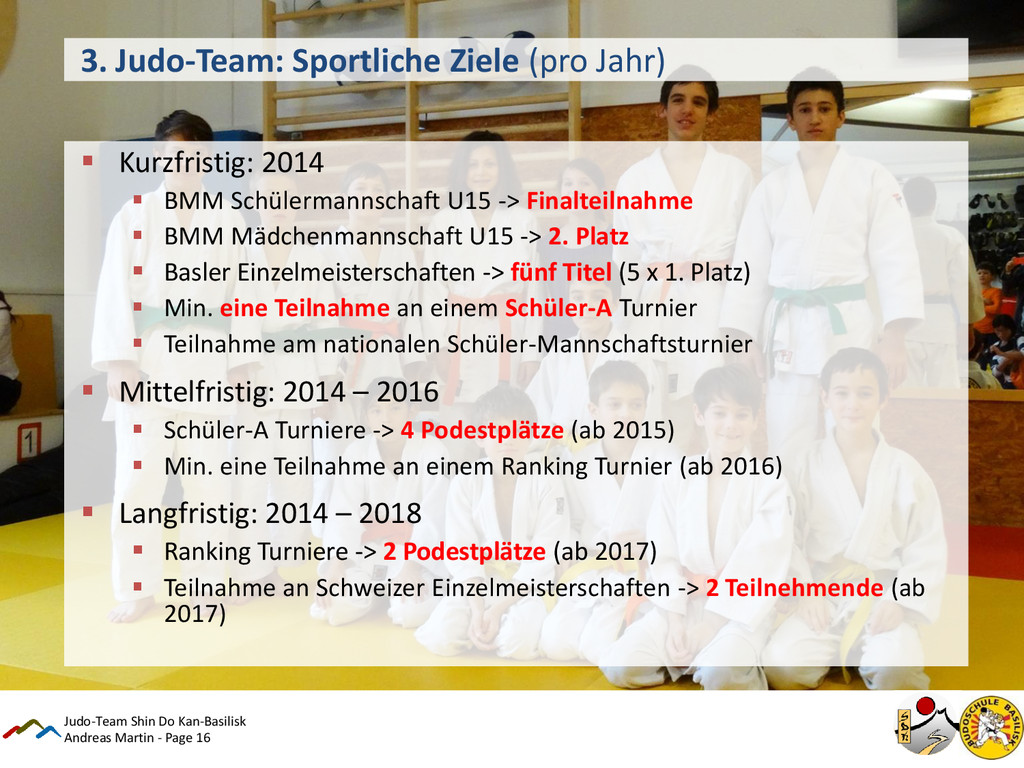 Andreas Martin - Page 16 3. Judo-Team: Sportlic...