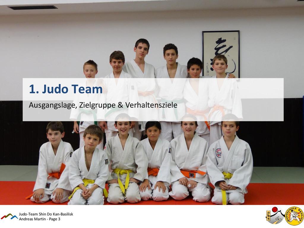 Andreas Martin - Page 3 1. Judo Team Ausgangsla...