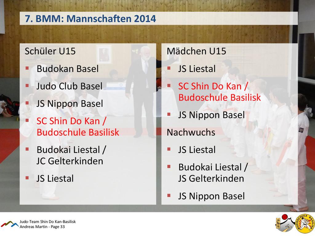 Andreas Martin - Page 33 7. BMM: Mannschaften 2...