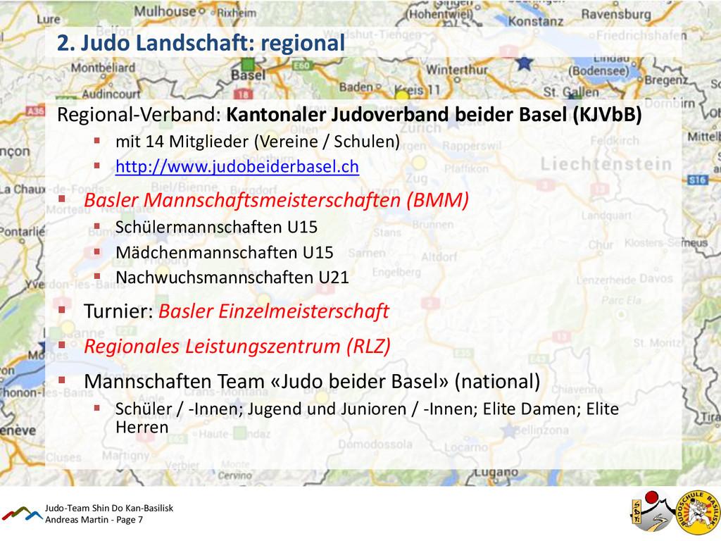 Andreas Martin - Page 7 2. Judo Landschaft: reg...