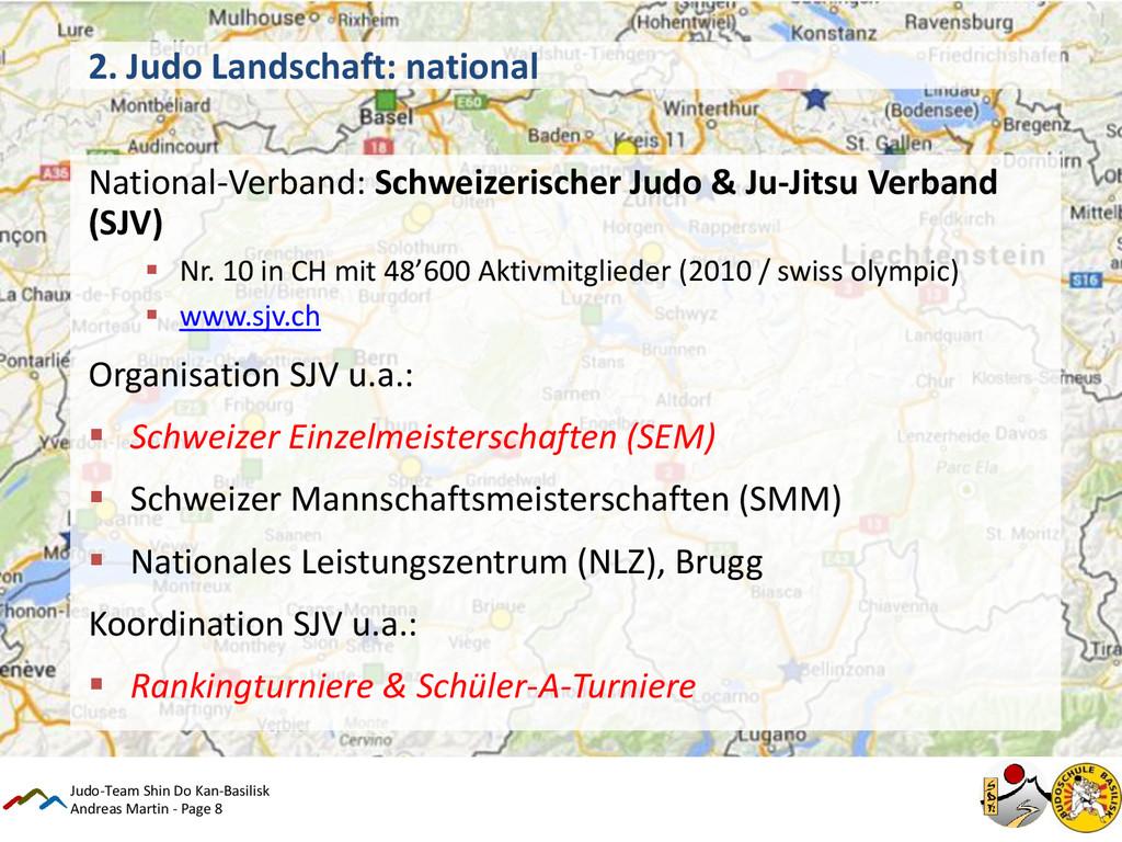 Andreas Martin - Page 8 2. Judo Landschaft: nat...