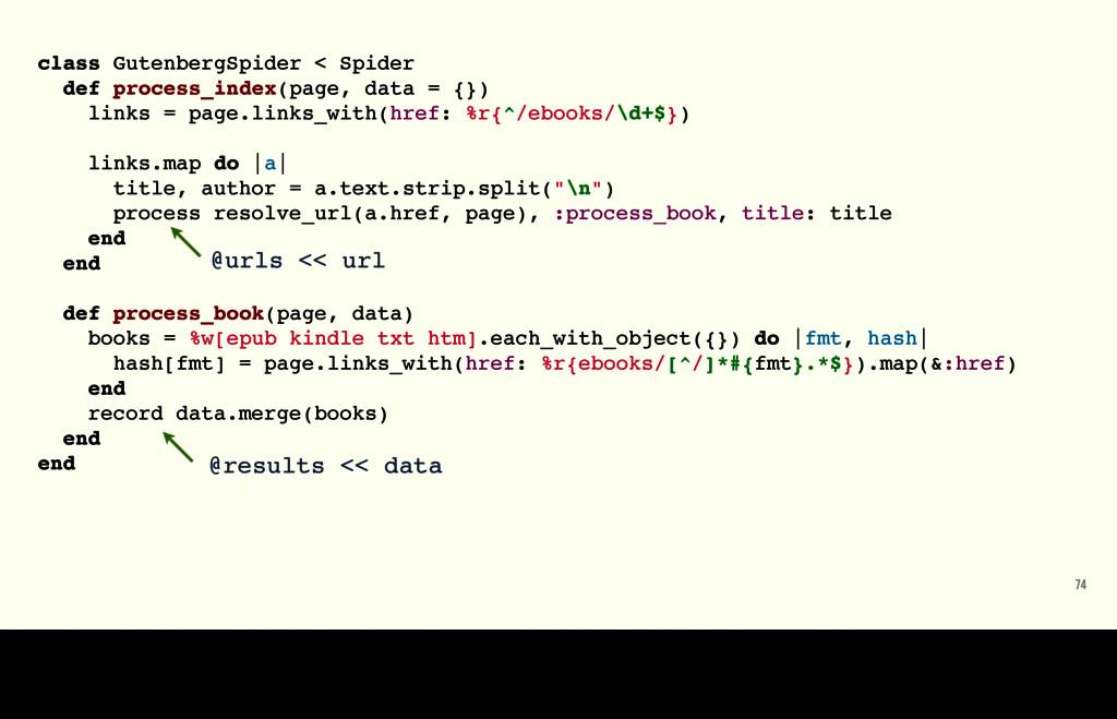 74 class GutenbergSpider < Spider def process_i...