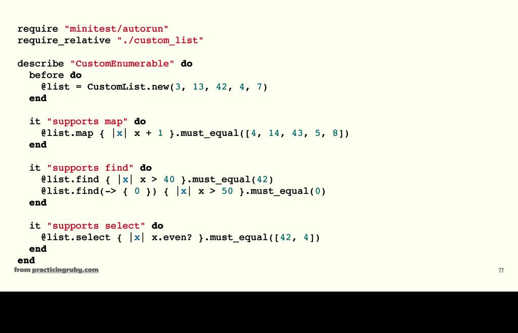 "require ""minitest/autorun"" require_relative ""./..."