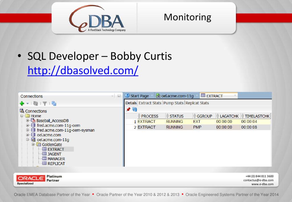 +44 (0) 844 811 3600 contactus@e-dba.com www.e-...