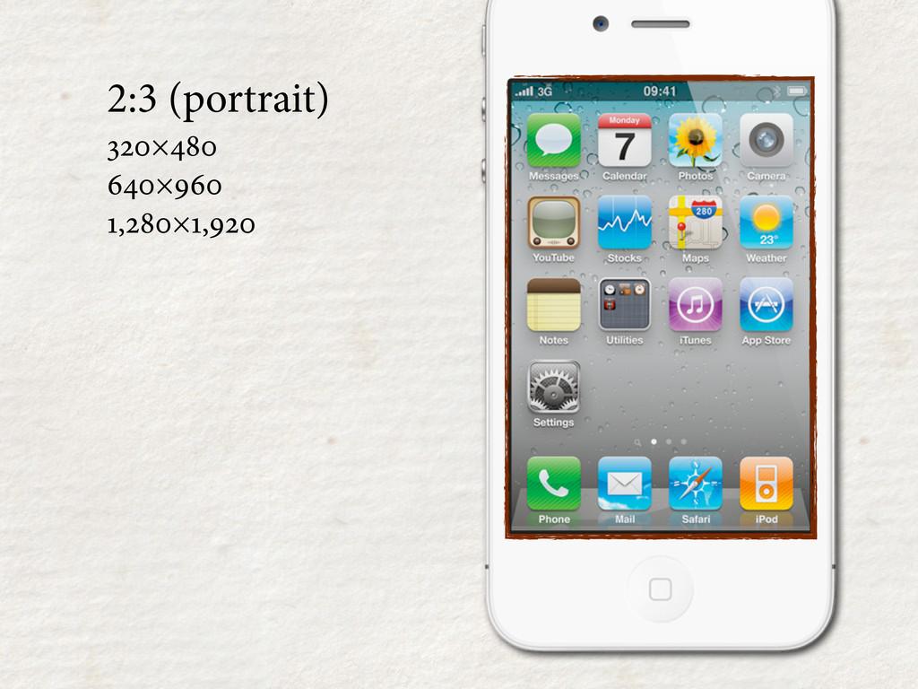 2:3 (portrait) × × ,×,