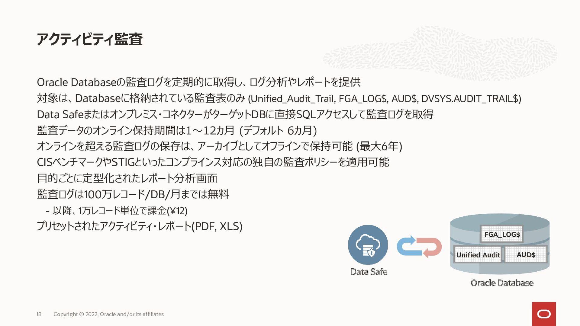 オンプレミスにあるOracle Databaseへの接続 (On-Premises Conne...