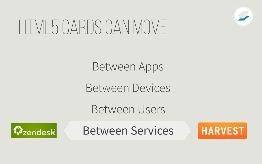 HTML5 Cards Can Move Between Apps Between Devic...