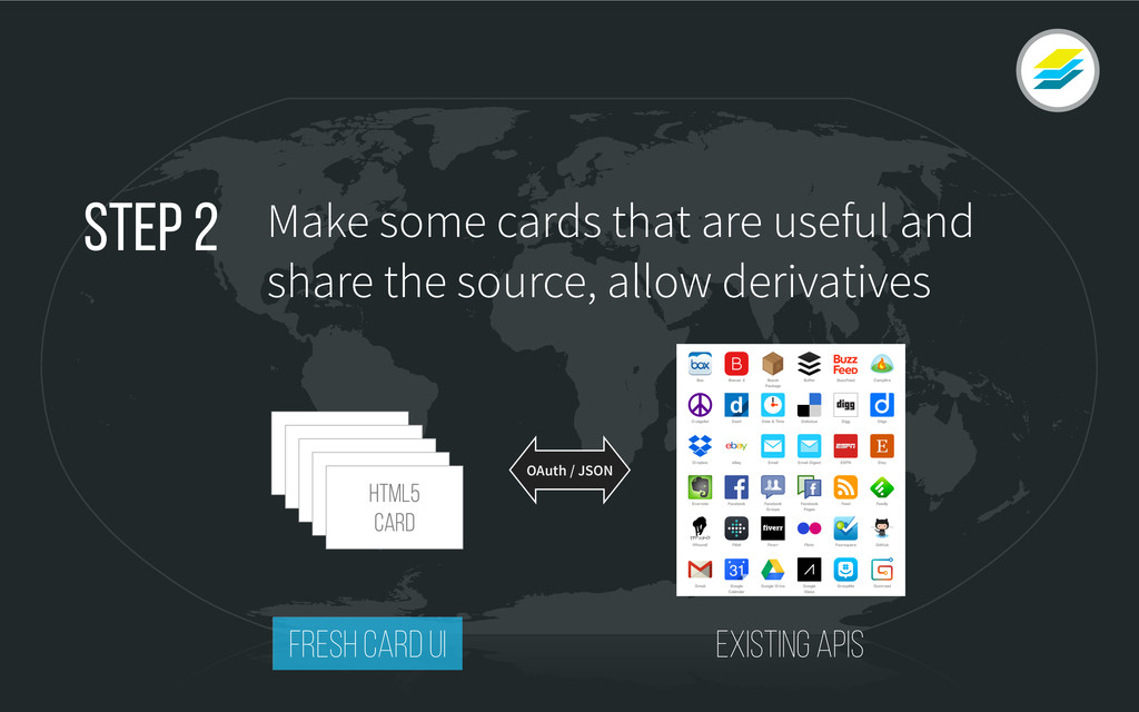 Make some cards that are useful and share the s...