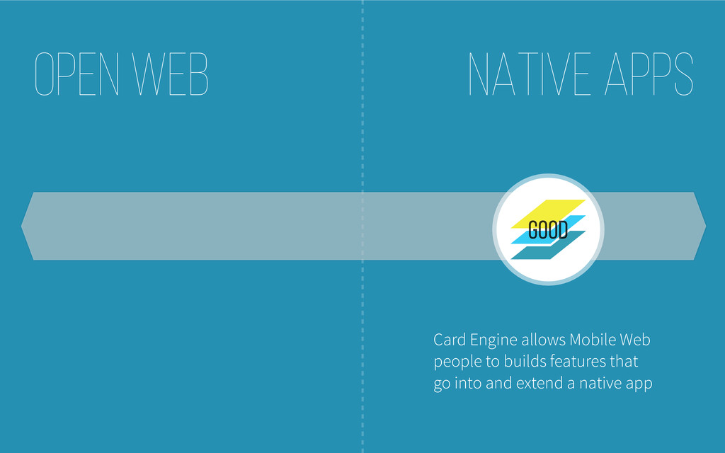Card Engine allows Mobile Web people to builds ...