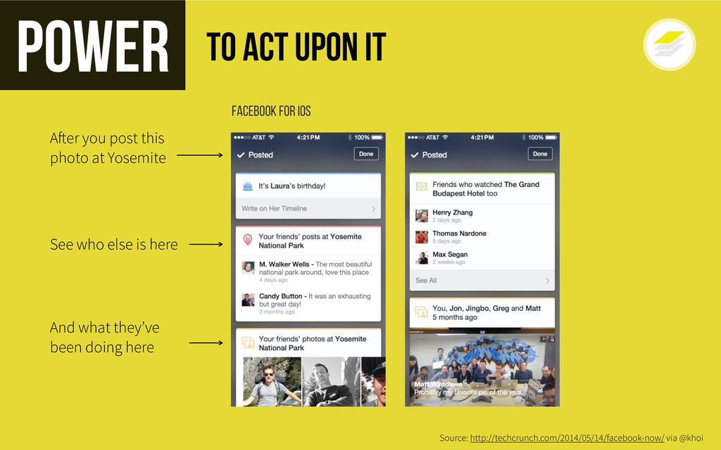 Power Facebook for IOS Source: http://techcrunc...