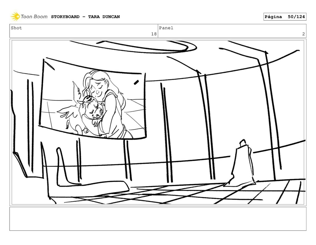 Shot 18 Panel 2 STORYBOARD - TARA DUNCAN Página...