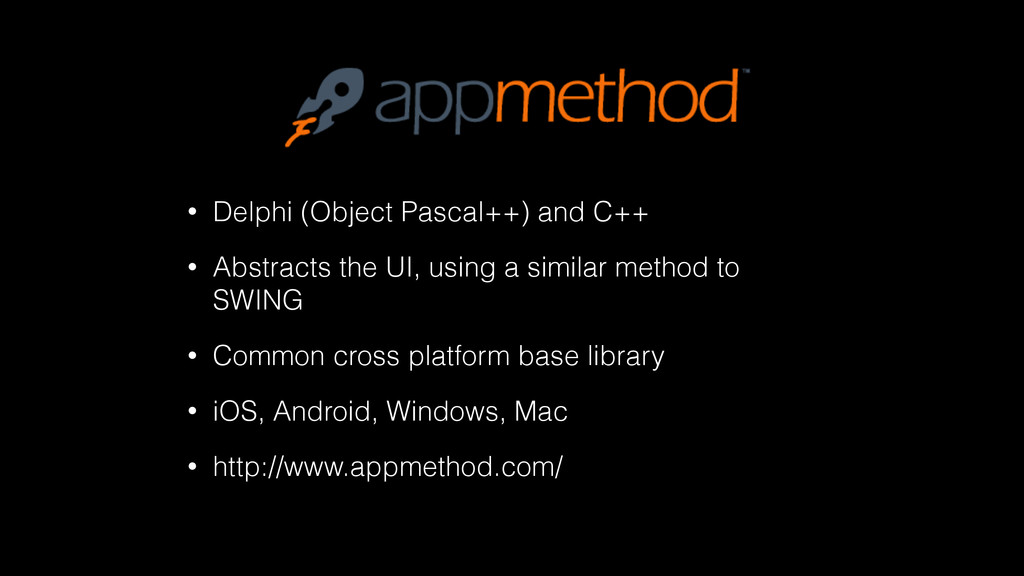 • Delphi (Object Pascal++) and C++ • Abstracts ...