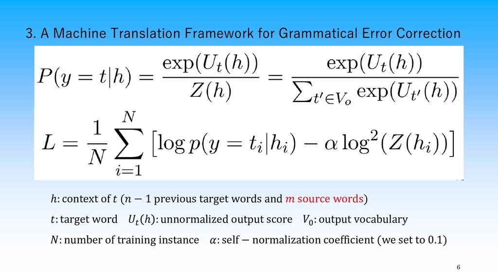 3. A Machine Translation Framework for Grammati...