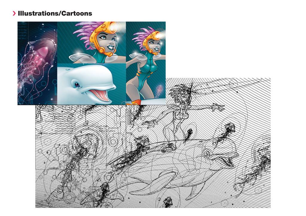 › Illustrations/Cartoons