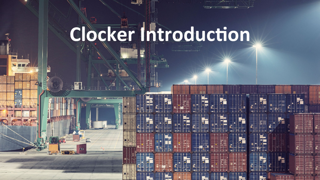 Clocker	