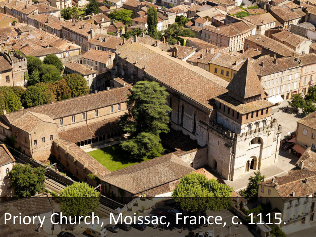 Priory Church, Moissac, France, c....