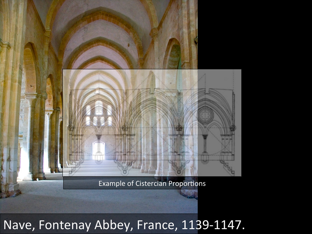 Example of Cistercian ProporGons  N...