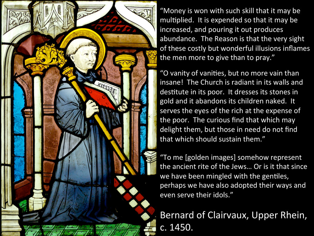 Bernard of Clairvaux, Upper Rhein,...