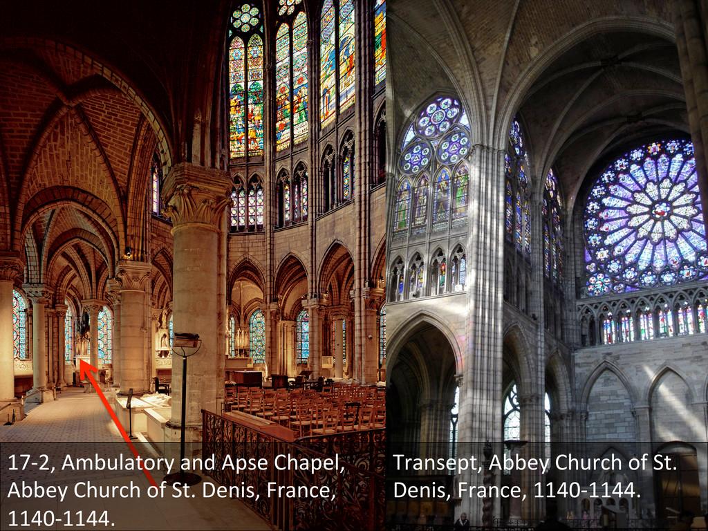 17-‐2, Ambulatory and Apse Chapel,...
