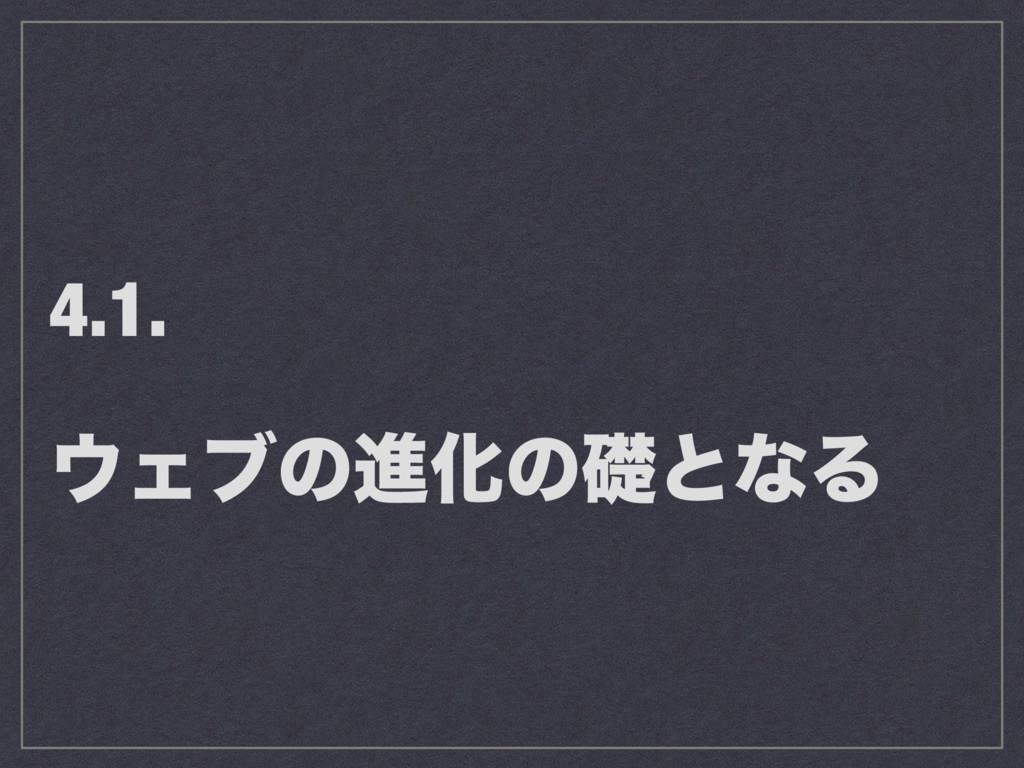 4.1. ΣϒͷਐԽͷૅͱͳΔ