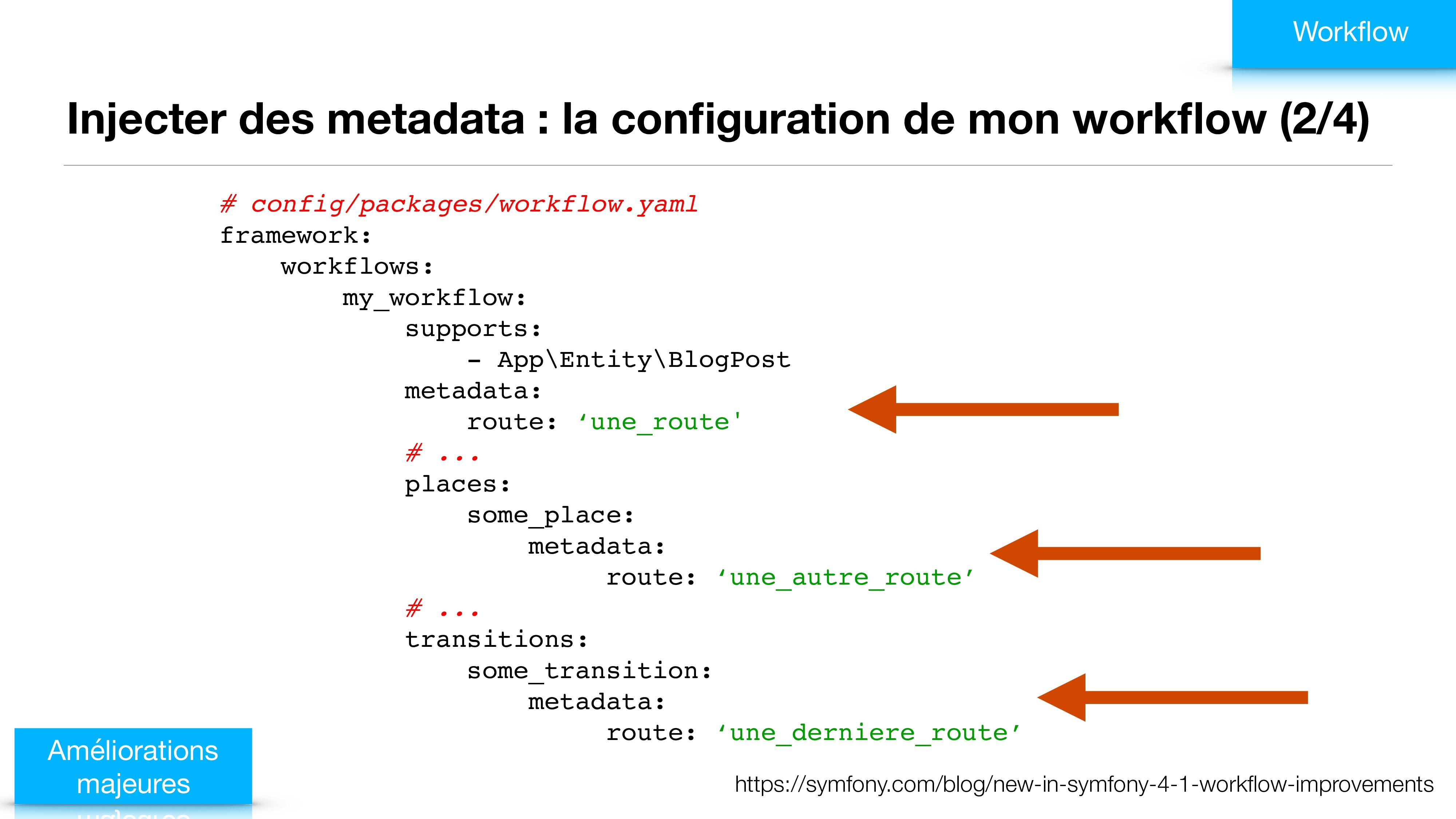Injecter des metadata : la configuration de mon ...