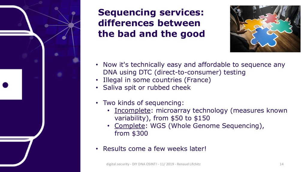 Sequencing services: differences between the ba...