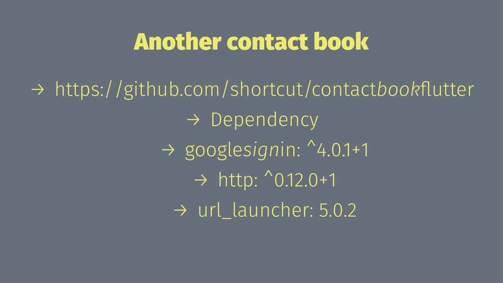 Another contact book → https://github.com/short...