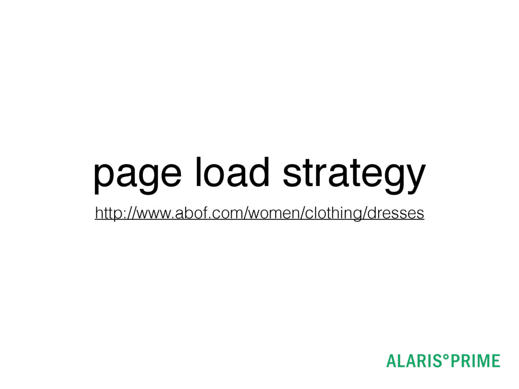 page load strategy http://www.abof.com/women/cl...