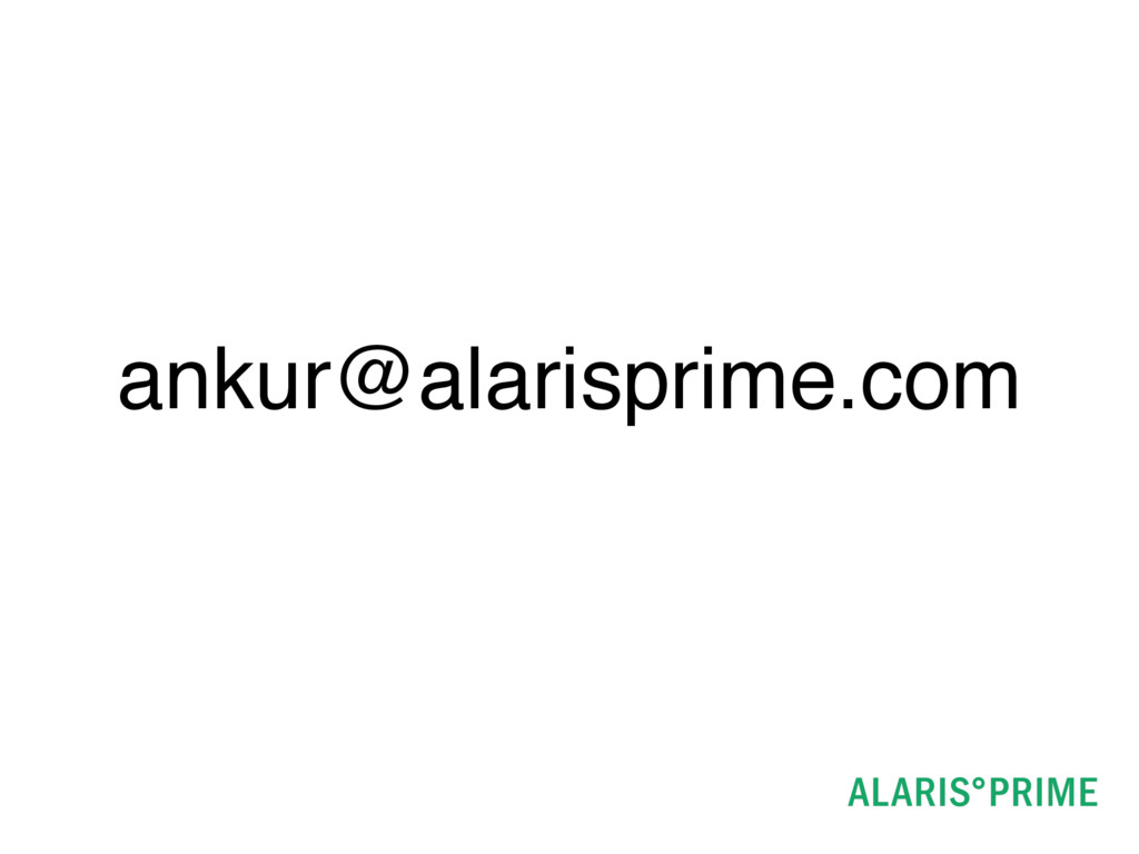 ankur@alarisprime.com