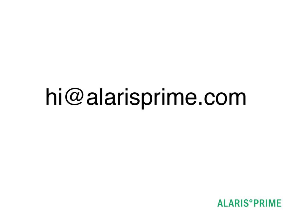 hi@alarisprime.com