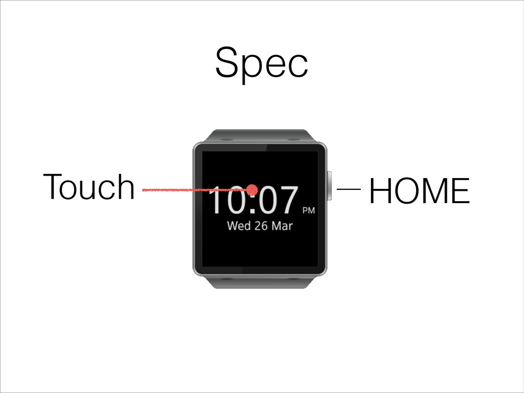 Spec HOME Touch
