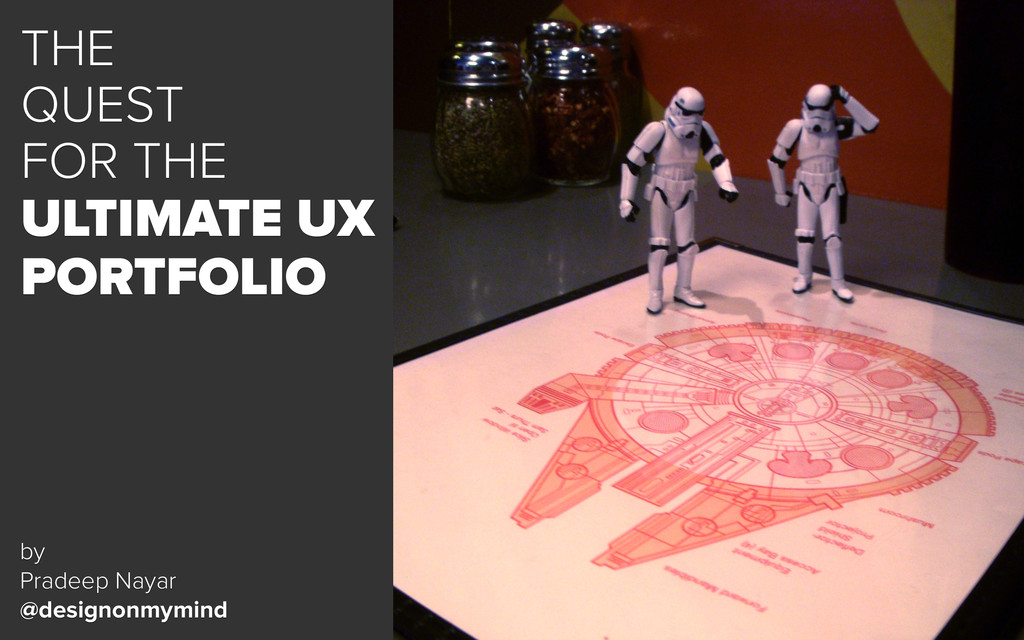 THE QUEST FOR THE ULTIMATE UX PORTFOLIO by Prad...