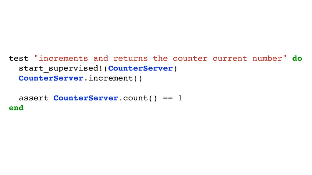 """test """"increments and returns the counter curren..."""