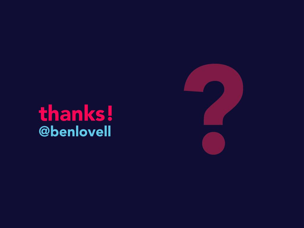 thanks! @benlovell ?