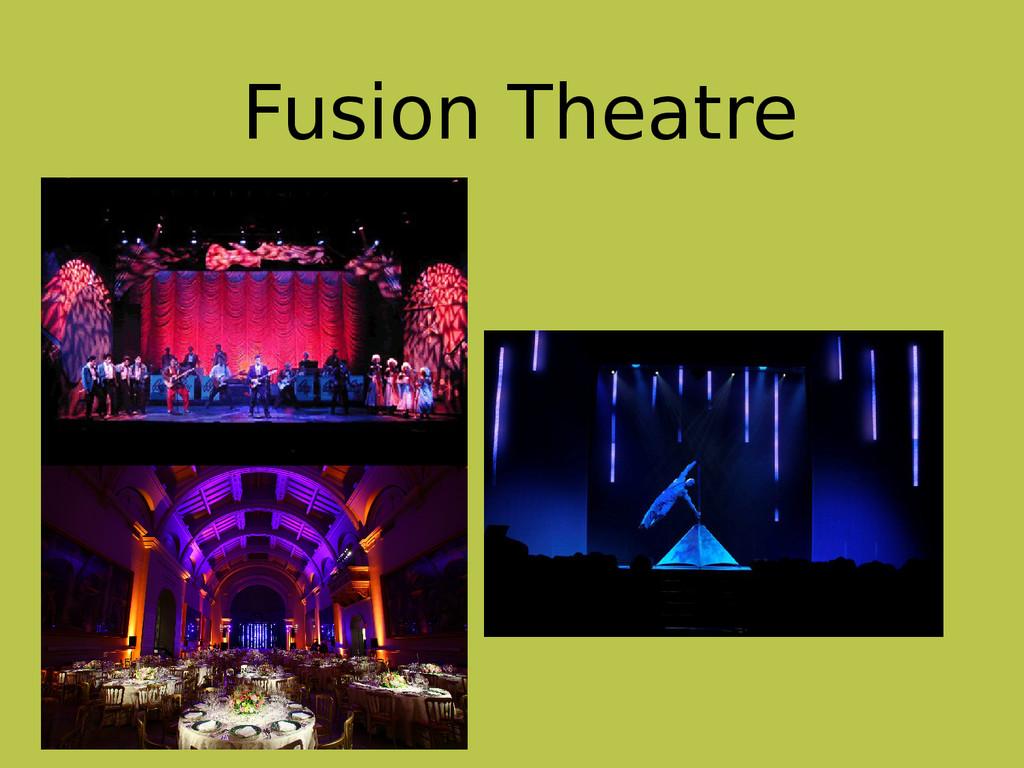 Fusion Theatre