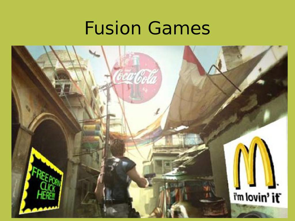Fusion Games
