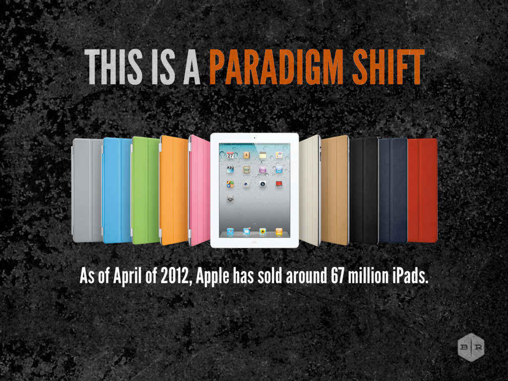 As of April of 2012, Apple has sold around 67 m...