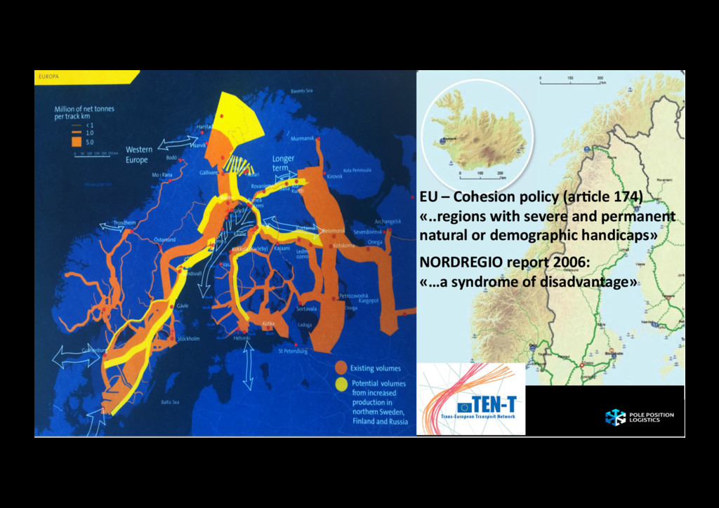 EU – Cohesion policy (ar&cle 174...