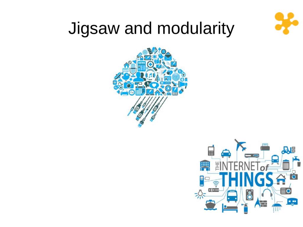 Jigsaw and modularity