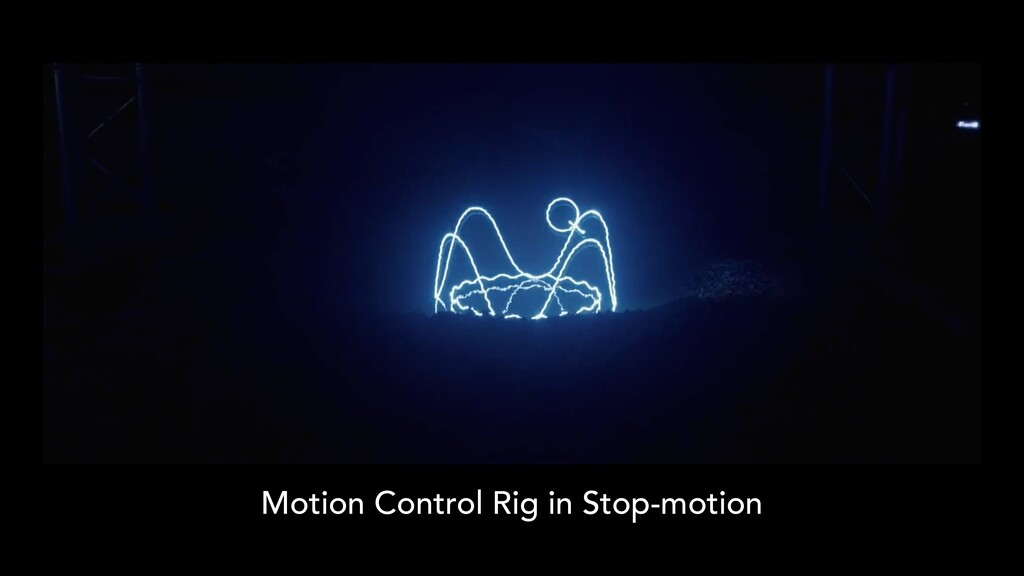 Motion Control Rig in Stop-motion