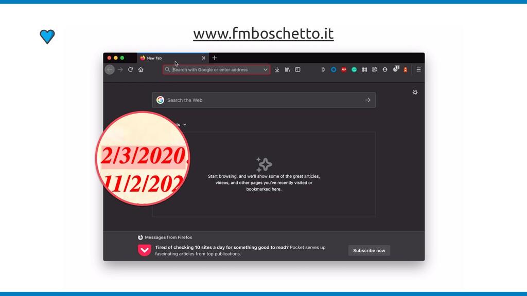 www.fmboschetto.it
