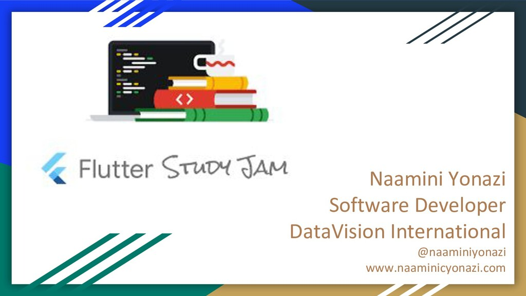 Naamini Yonazi Software Developer DataVision In...