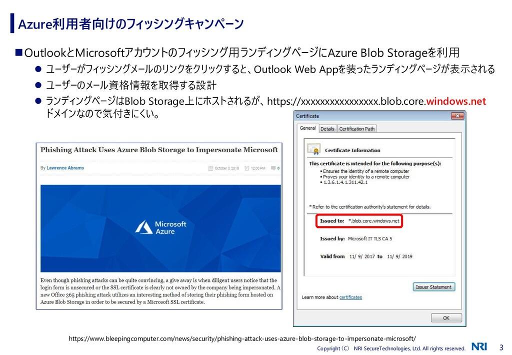 3 Copyright (C) NRI SecureTechnologies, Ltd. Al...